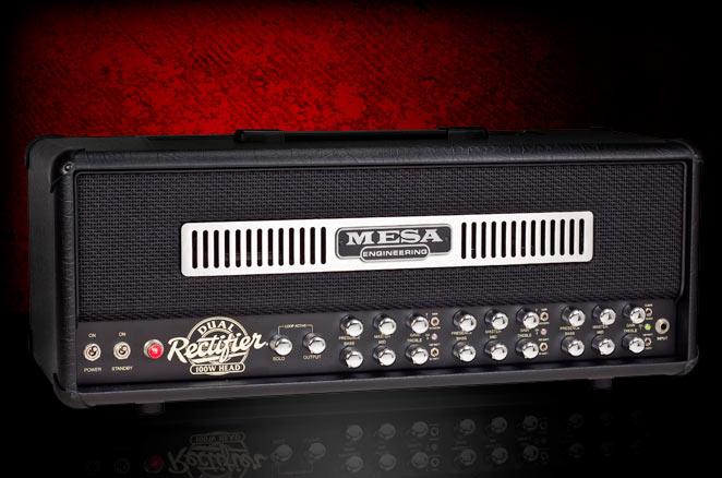 Mesa Boogie Dual Rectifier version 2010