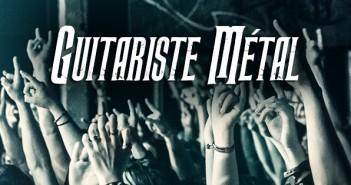 guitariste metal