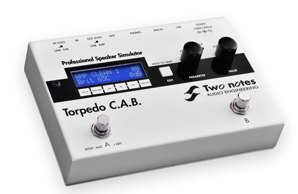 torpedo cab