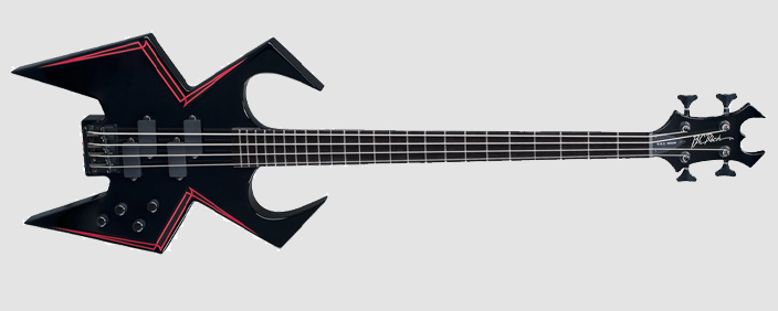 BC Rich Widow