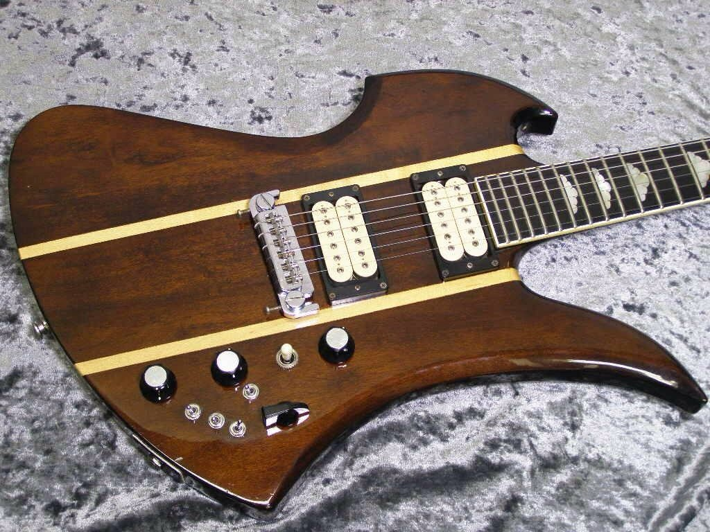 B.C Rich Mockingbird